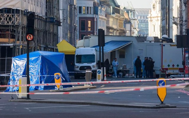 Estado Islámico reivindica atentado en Puente de Londres - Estado Islámico reivindica atentado en Puente de Londres