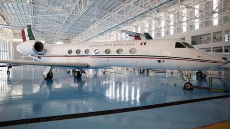 El costo del avión que envió México para trasladar a Evo Morales - avión Evo Morales