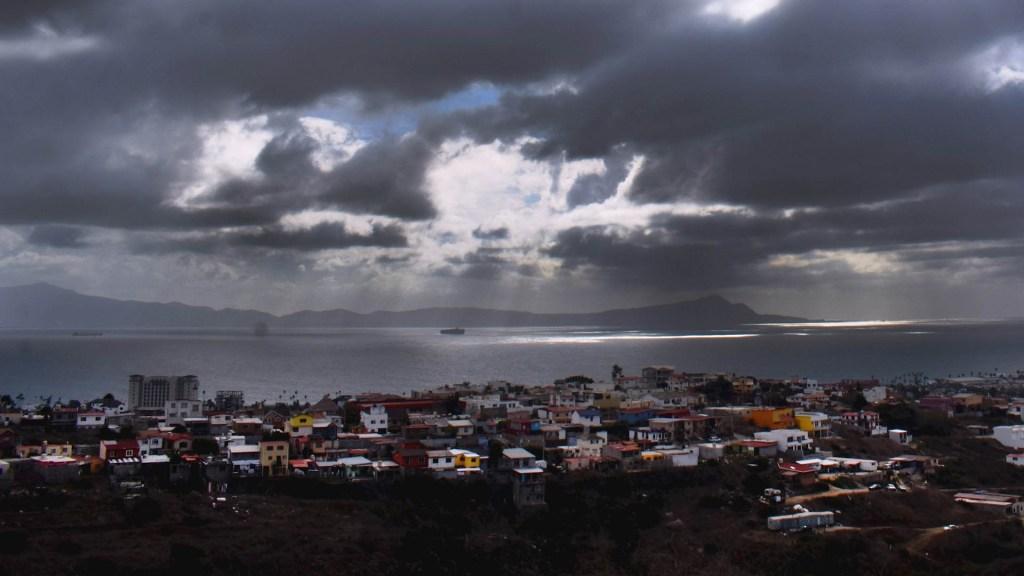 Prevén nevadas y aguanieve en cuatro estados por frente frío y tormenta invernal - Baja California Ensenada