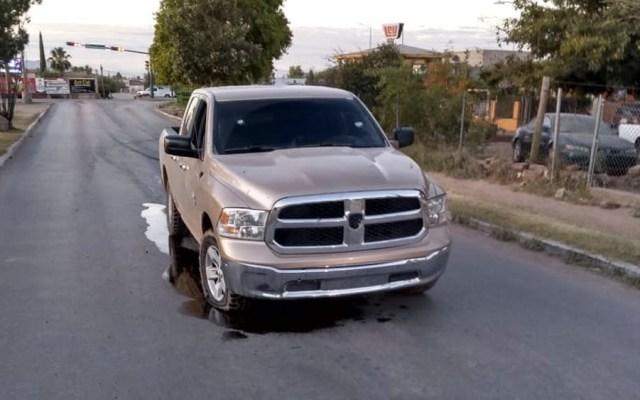 Alertan por balaceras en Agua Prieta, Sonora - balacera sonora