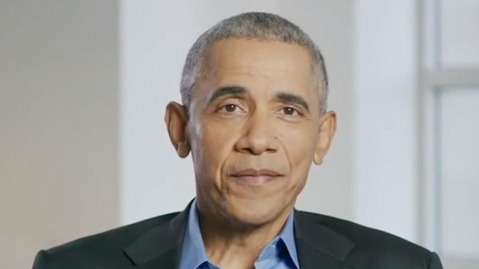 Obama llama a aspirantes democrátas a no inclinarse a la izquierda - Barack Obama. Foto de @barackobama