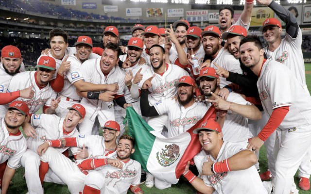 México sube un lugar en ranking mundial de beisbol - México sube un lugar en ranking mundial de beisbol