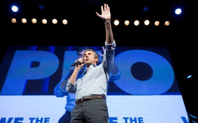 Beto O'Rourke abandona la carrera demócrata a la Casa Blanca - Beto O'Rourke candidato