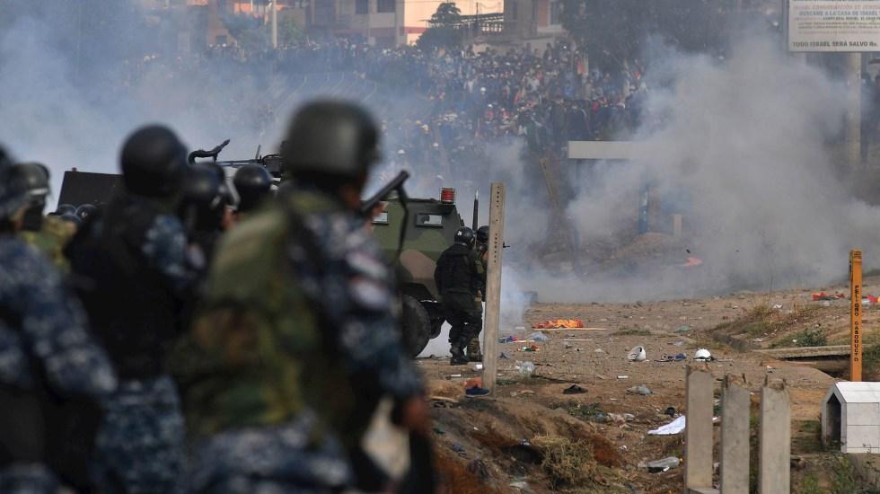 Enfrentamiento entre cocaleros y militares en Bolivia deja cinco muertos - Bolivia enfrentamientos