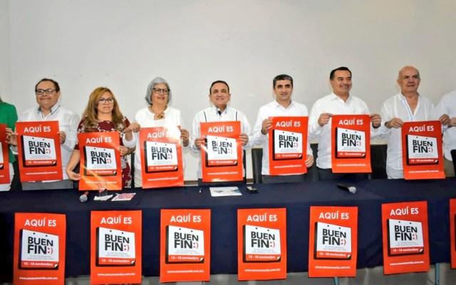 Mexicanos gastaron 120 mil mdp durante el Buen Fin: Concanaco - buen fin concanaco
