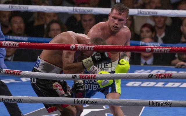 'Canelo' noquea a Kovalev y hace historia en Las Vegas - Foto de Mexsport