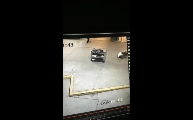 #Video Asesinan a hombre en central camionera de Salamanca - #Video Asesinan a hombre en central camionera de Salamanca