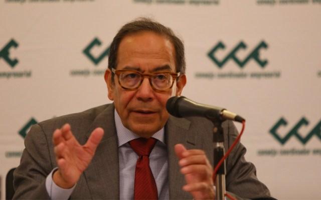 Reeligen a Carlos Salazar Lomelín al frente del CCE - Carlos Salazar Lomelín