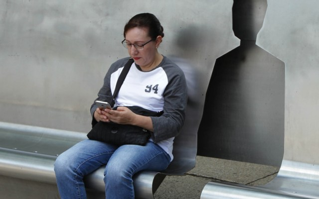 México cerca de lograr cobertura total en telefonía móvil - Foto de Notimex