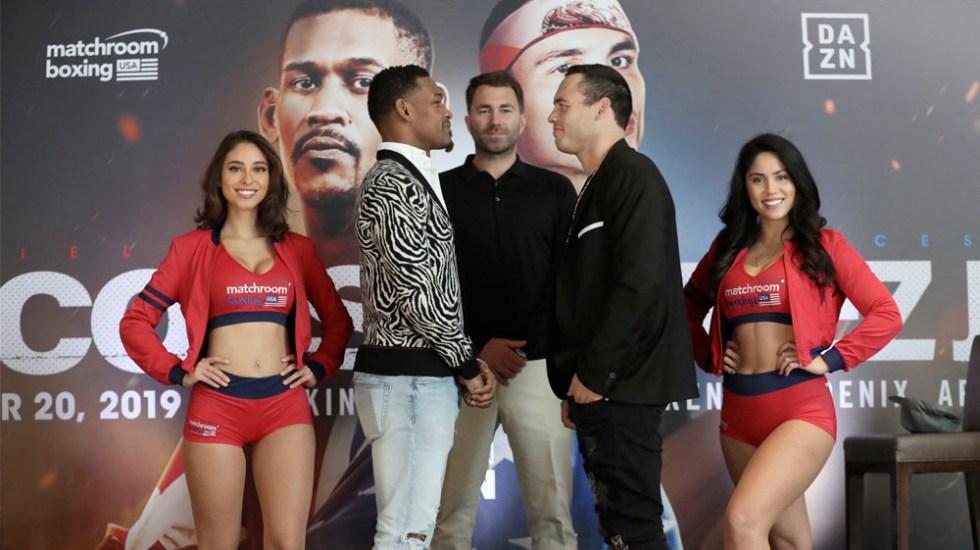Anuncian pelea entre Julio César Chávez Jr. y Daniel Jacobs - Julio César Chávez Jr. y Daniel Jacobs
