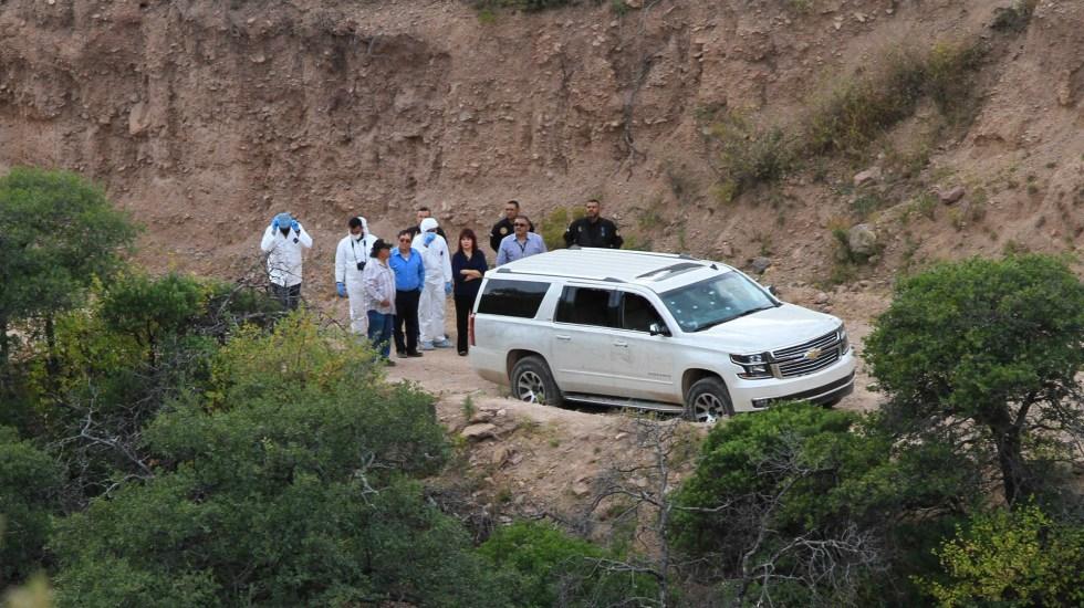 Detienen a tres presuntos implicados en el ataque a la familia LeBarón - LeBarón Chihuahua inseguridad policías Sonora familia LeBarón