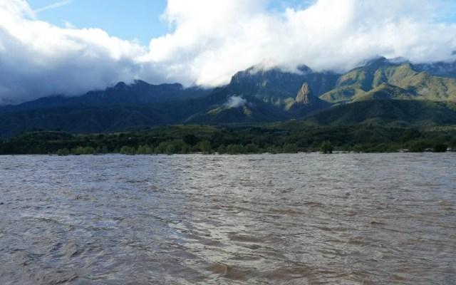 Reportan deslaves e inundaciones en 14 municipios de Chihuahua - Foto de Chinipas Oficial