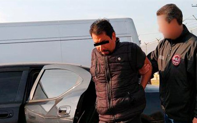 Ingresan al penal de Ecatepec a chofer que causó accidente en la México-Pachuca - Chofer que presuntamente provocó accidente en la autopista México-Pachuca. Foto de FGJEM