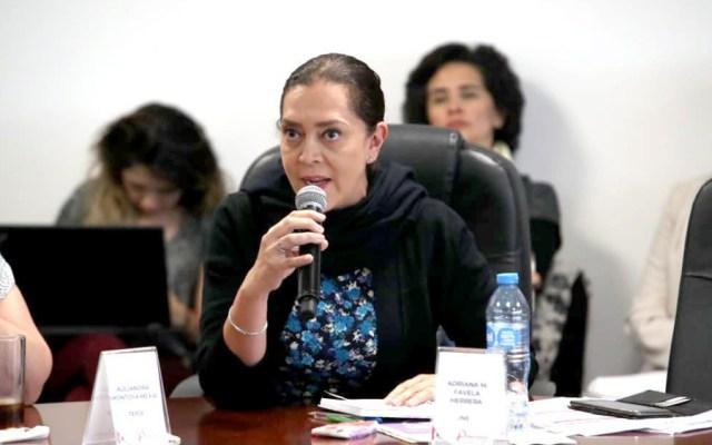 Consejera del INE denuncia ataques en Facebook - Consejera del INE denuncia ataques en Facebook