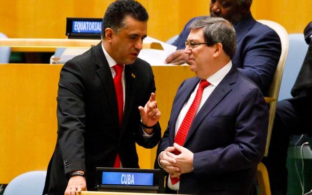 ONU pide una vez más el fin del embargo estadounidense contra Cuba - Cuba ONU