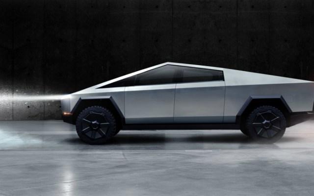 Tesla ya recibió 200 mil pedidos para su camioneta Cybertruck - Foto de Tesla