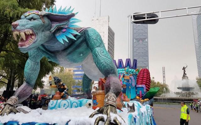 Fotos del mega desfile de Día de Muertos en la Ciudad de México - desfile día de muertos