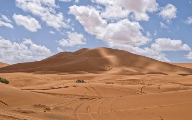 Polvo del Sahara puede provocar problemas respiratorios - Foto de John Weinhardt @hansjuergen