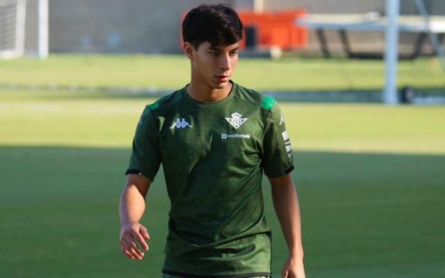Aguirre descarta reforzar a Leganés con Diego Lainez - Foto de Betis