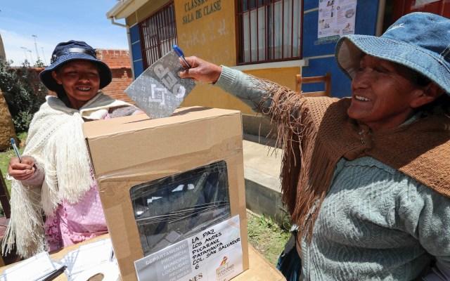 Oposición presenta pruebas de sus acusaciones de fraude electoral en Bolivia - Elecciones Bolivia elección