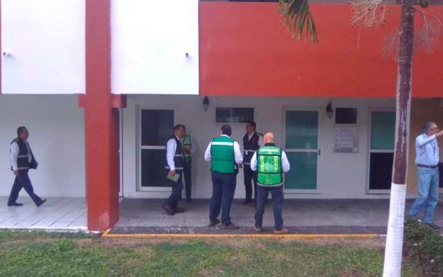 Realizarán simulacro de emergencia radiológica en Laguna Verde, Veracruz - Emergencia radiológica hipotética 'clase alerta'. Foto de @CNPC_MX