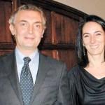 Roban iPhone a esposa del embajador de Italia en México