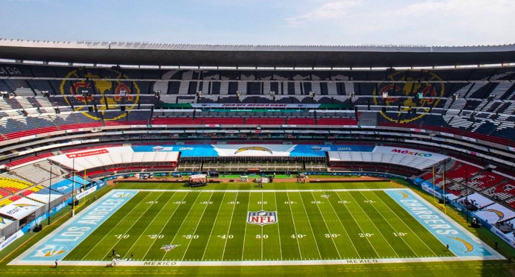 NFL no realizaría, por segundo año consecutivo, partido en México - NFL no realizaría, por segundo año consecutivo, partido en México. Foto de NFL