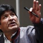 Evo Morales sí se despidió de López Obrador