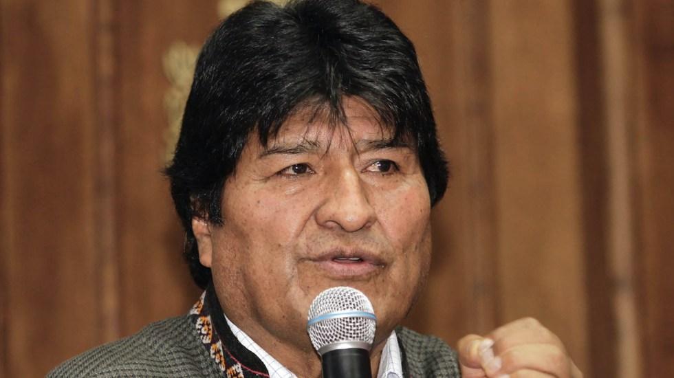 Cuba guarda silencio sobre estancia de Evo Morales - Evo Morales Ayma México conferencia de prensa