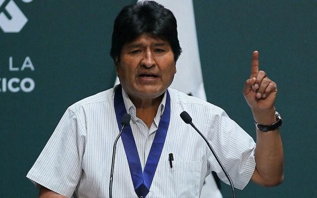 Declaraciones de Evo Morales no violan otorgamiento de asilo: SRE - Evo Morales Bolivia