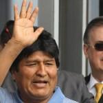Prensa venezolana cae en broma sobre la llegada de Evo Morales a México