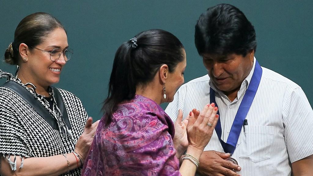 Nombran a Evo Morales huésped distinguido de la Ciudad de México. Noticias en tiempo real