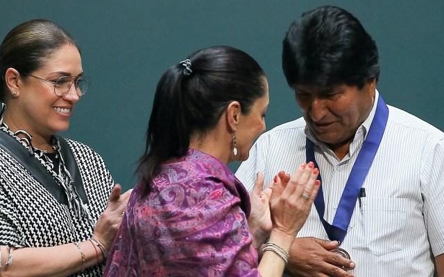 Nombran a Evo Morales huésped distinguido de la Ciudad de México - evo morales