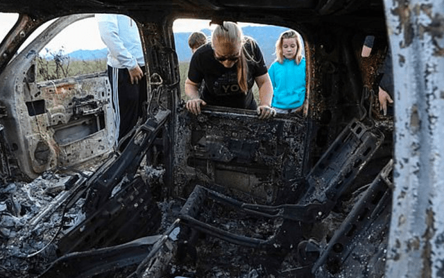 Cártel detrás de masacre a familia LeBarón aterrorizan como el EI: alguacil de Arizona - Masacre a la familia LeBarón