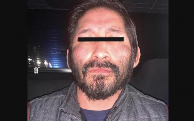 Detienen a hombre que arrojó a mujer de grúa en Tultitlán - Foto de Fiscalía EDOMEX