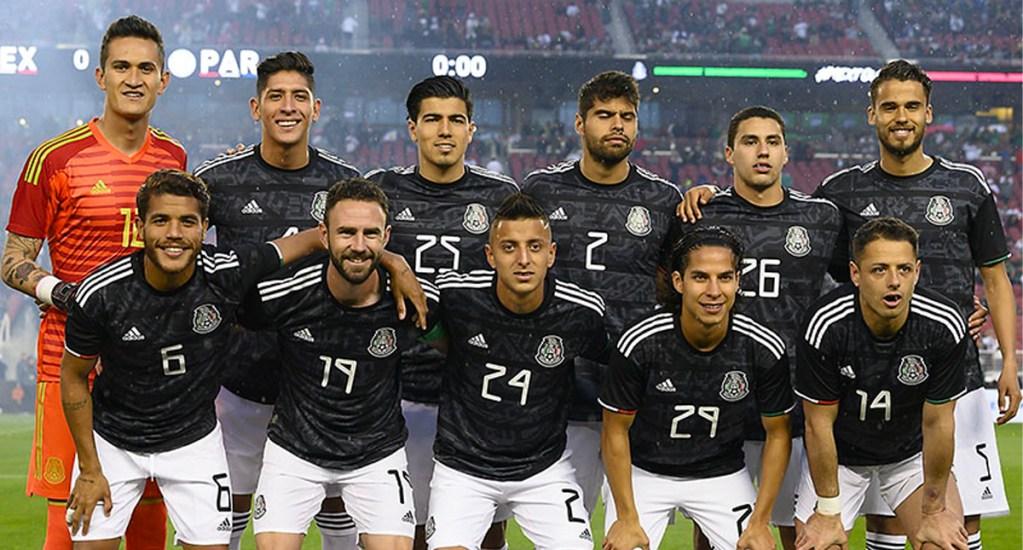 Selección Nacional tendrá dos amistosos en marzo en Estados Unidos - México se mantiene en el lugar 11 en el Ranking de la FIFA