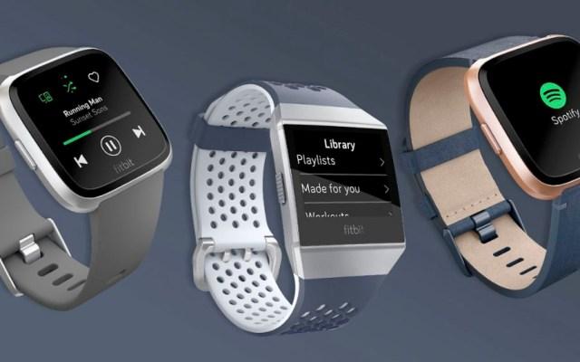 Google confirma compra de Fitbit por 2 mil 100 mdd - fitbit