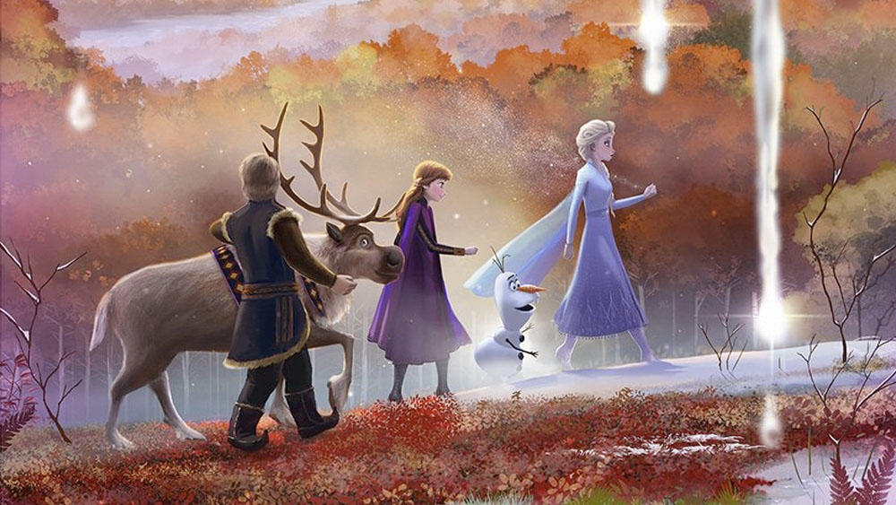 'Frozen 2' debuta a la cabeza de la taquilla en México - frozen 2
