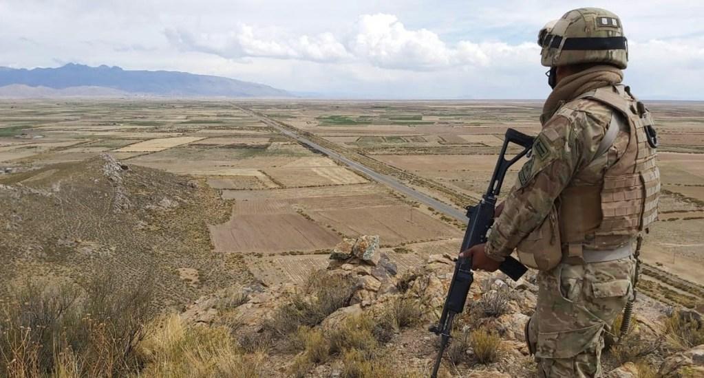 Fuerzas Armadas de Bolivia eliminan uso de frase inspirada en Fidel Castro - Fuerzas Armadas Bolivia