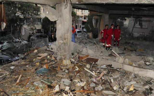 Continúa la tensión entre Gaza e Israel tras horas de escalada - Gaza Israel tensión