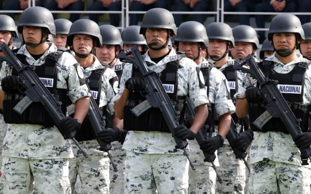 Sheinbaum confirma despliegue de la Guardia Nacional en Lindavista - Guardia Nacional elementos
