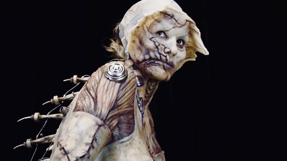 La transformación de 13 horas de Heidi Klum para Halloween - Foto de Twitter Heidi Klum