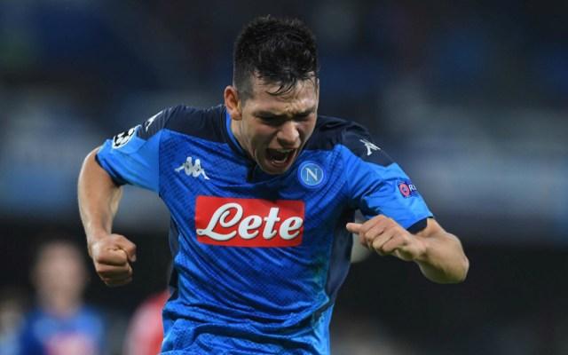 Javier Zanetti defiende de críticas a Hirving Lozano - Foto de Napoli