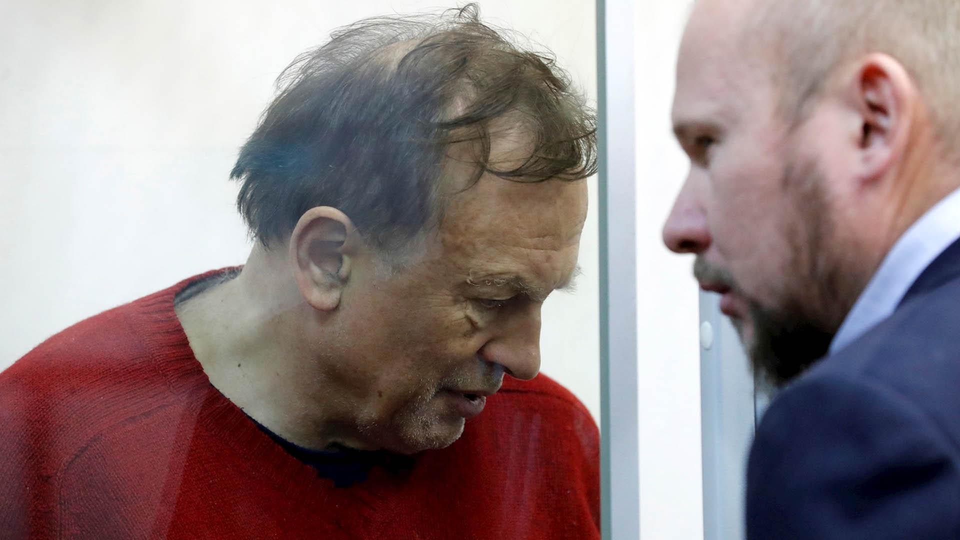 Historiador Ruso asesinato Rusia Oleg Sokolov