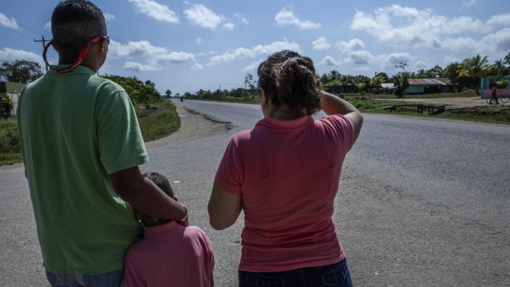 Unas 247 mil personas viven desplazadas en Honduras por la violencia - Foto de ACNUR