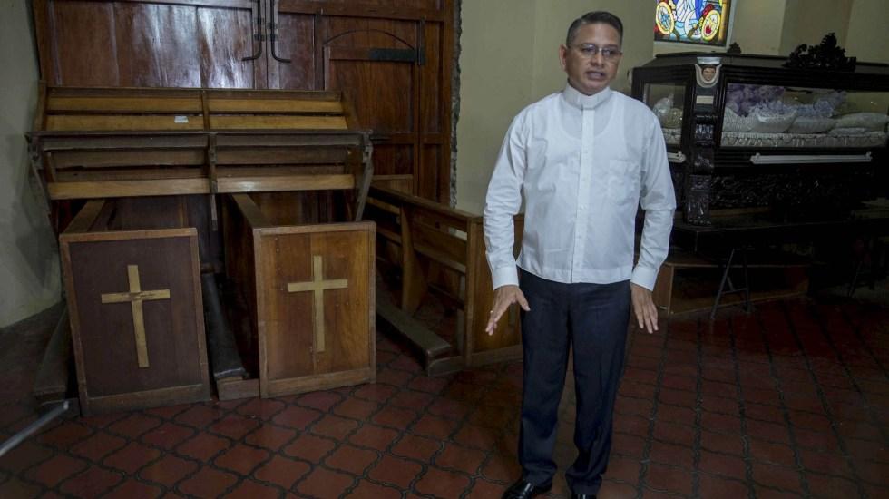 Simpatizantes de Ortega atacan a católicos en Nicaragua - Iglesia Nicaragua ataque agresión católicos