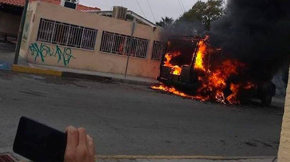 Suman 23 vehículos incendiados en cuatro días en Ciudad Juárez - Incendia vehículos en Ciudad Juárez
