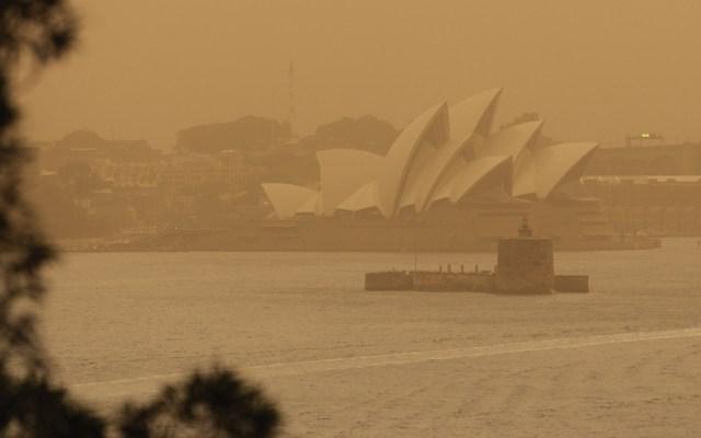 Calentamiento global contribuye a incendios en Australia - Foto de EFE