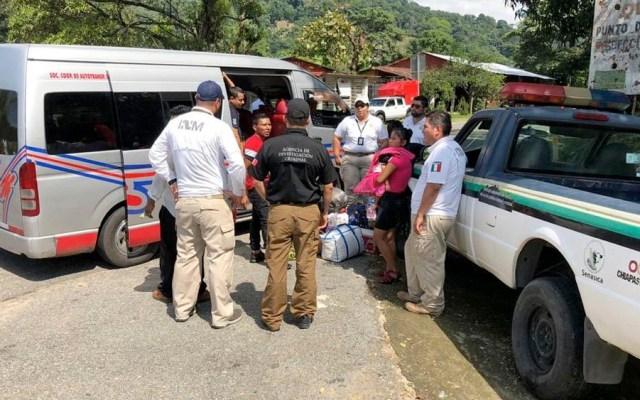 INM rescata a 387 migrantes; hay 13 detenidos por tráfico ilegal - INM rescata a 387 migrantes; hay 13 detenidos por tráfico ilegal