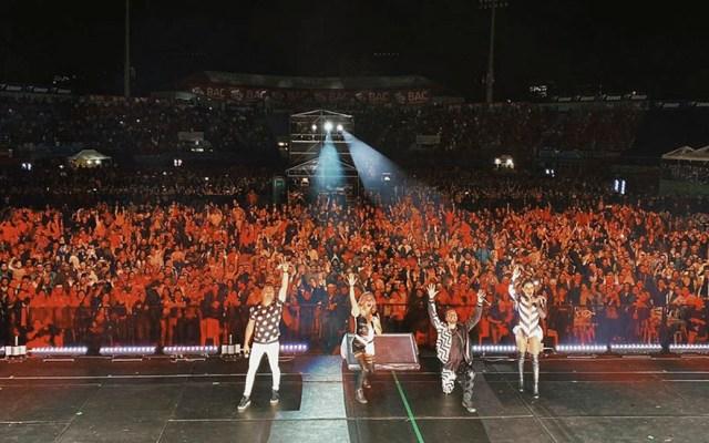 Integrantes de OV7 denuncian 'expulsión' del 90'S Pop Tour - Integrantes de OV7. Foto de @oficialov7